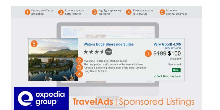 Expedia Travelads: come sfruttarlo su uno specifico Point of Sale (POS)